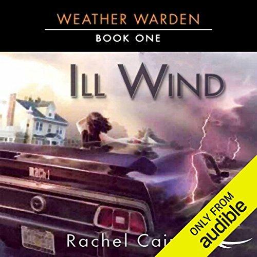 #JIAM18 Month Spotlight Series: Weather Warden by @rachelcaine #DinaPearlman #LoveAudiobooks
