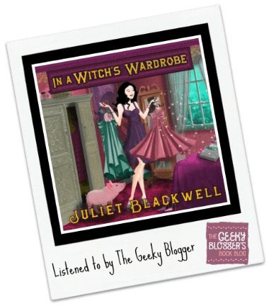 Audiobook Review: In a Witch's Wardrobe by Juliet Blackwell