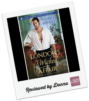 Donna's Review: London's Wicked Affair by Anabelle Bryant