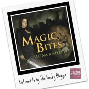 ReRead Audiobook Review: Magic Bites by Ilona Andrews