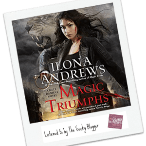 Read It Like It Share It: Magic Triumphs by Ilona Andrews #LoveAudiobooks