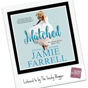 Audiobook Review: Matched by Jamie Farrell