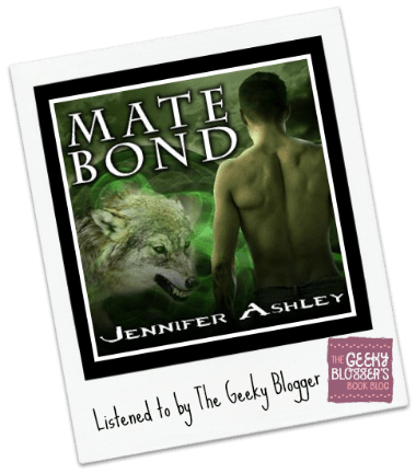 Audiobook Review: Mate Bond by Jennifer Ashley