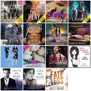 #SultryListeners New Releases Dec 24 to 31rst