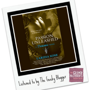 #TBRJar Audiobook Review: Passion Unleashed by Larissa Ione