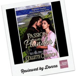 Donna's Review: Passion and Plunder by Collette Cameron