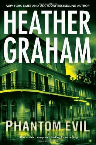 Review: Phantom Evil by Heather Graham