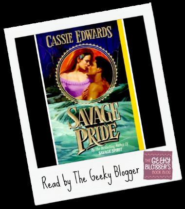 #TBRJar Review: Savage Pride by Cassie Edwards