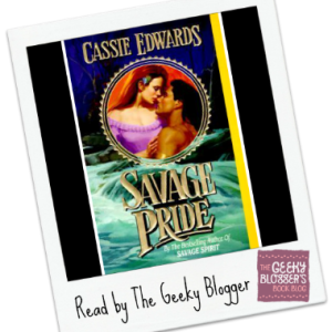 #TBRJar Review: Savage Pride by Cassie Edwards