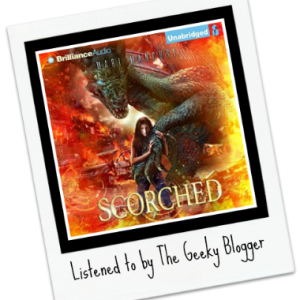 Audiobook Review: Scorched by Mari Mancusi