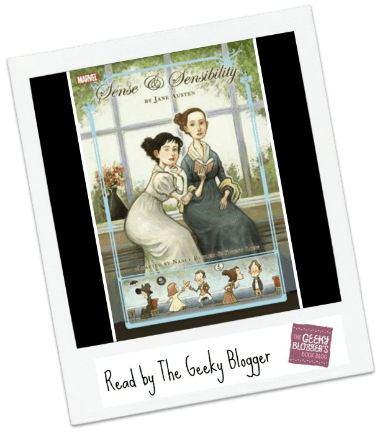 Graphic Review: Sense & Sensibility (Jane Austen: Marvel Adaptations) by Nancy Butler