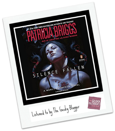 Audiobook Review: Silence Fallen by Patricia Briggs