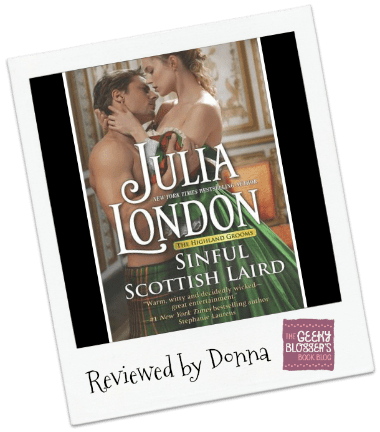 Donna's Review: Sinful Scottish Laird by Julia London