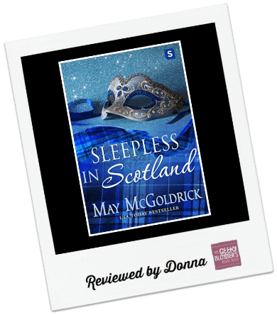 Donna's Review: Sleepless in Scotland by May McGoldrick