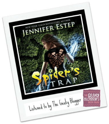 Audiobook Review: Spider's Trap by Jennifer Estep