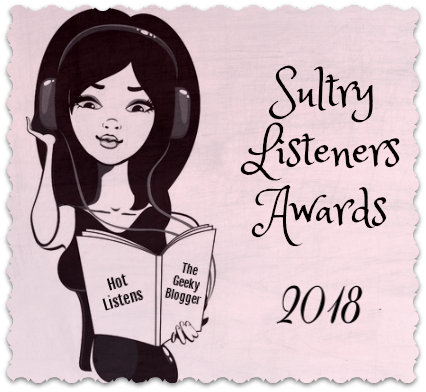 #SultryListeners 2018 Round 1 LGBTQ & NA Nominees with links to their Audible