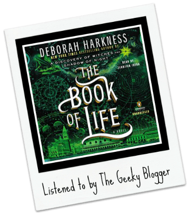 Rate It File It Audiobook Review: The Book of Life by Deborah Harkness