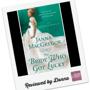 Donna's Review: The Bride Got Lucky by Janna MacGregor