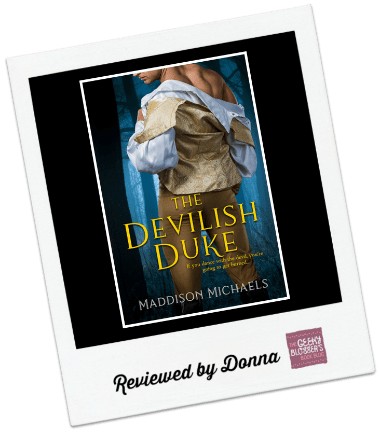 Donna's Review: The Devilish Duke by Maddison Michaels