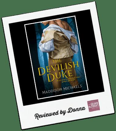 Donna's Review: The Devilish Duke by Maddison Michaels