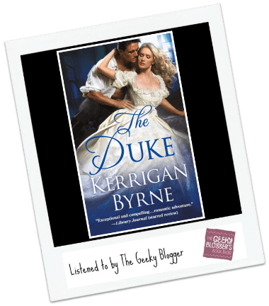 Donna's Review: The Duke by Kerrigan Byrne