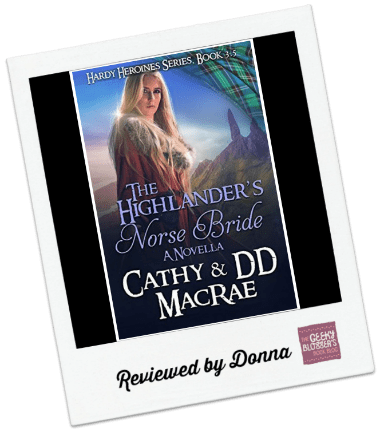 Donna's Review: The Highlander's Norse Bride by Cathy MacRae