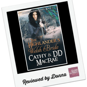 Donna's Review: The Highlander's Welsh Bride by Cathy MacRae