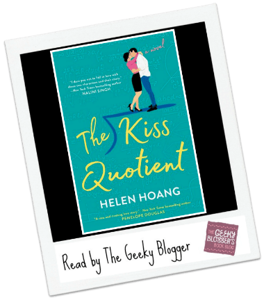 Read It Like It Share It:  The Kiss Quotient by Helen Hoang