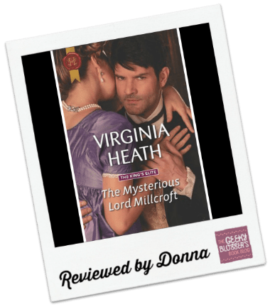 Donna's Review: The Mysterious Lord Millcroft by Virginia Heath