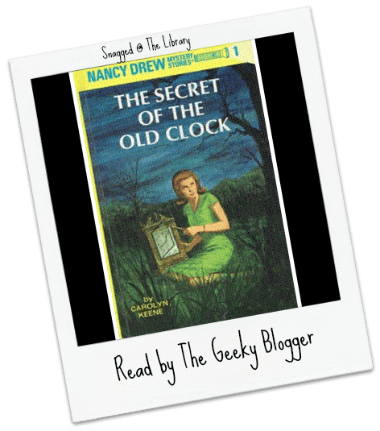 Review: The Secret of the Old Clock by Carolyn Keene