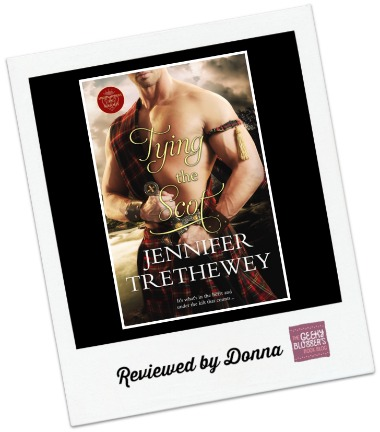 Donna's Review: Tying the Scot by Jennifer Trethewey