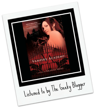 ReRead Audiobook Review: Vampire Academy by Richelle Mead