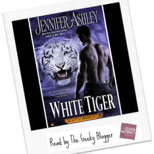 Snagged @ The Library Review: White Tiger by Jennifer Ashley