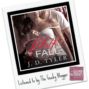 Audiobook Review: Wolf's Fall by J.D. Tyler