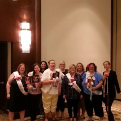 #rt15 Fun Times #avonconfab #bookshots (Avon authors and readers have fun)