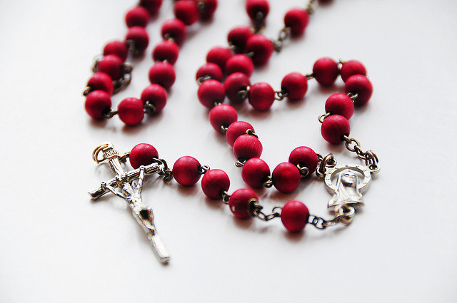 Fr. Calloway rosary