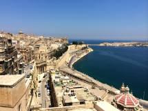 Is Valletta Malta in Europe