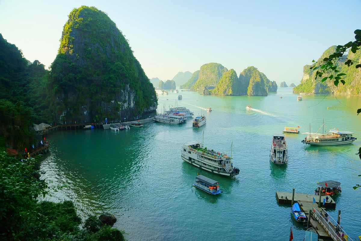 Halong Bay How To Choose The Best Cruise In 6 Easy Steps