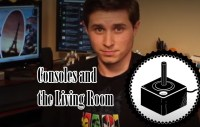 Consoles and the Living Room | Geeky Gentleman