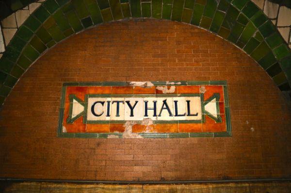 Ny City Hall Subway Station Geeky Girl Engineer