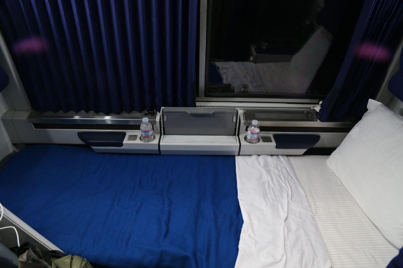 Amtrak Viewliner Roomette  Geeky Girl Engineer