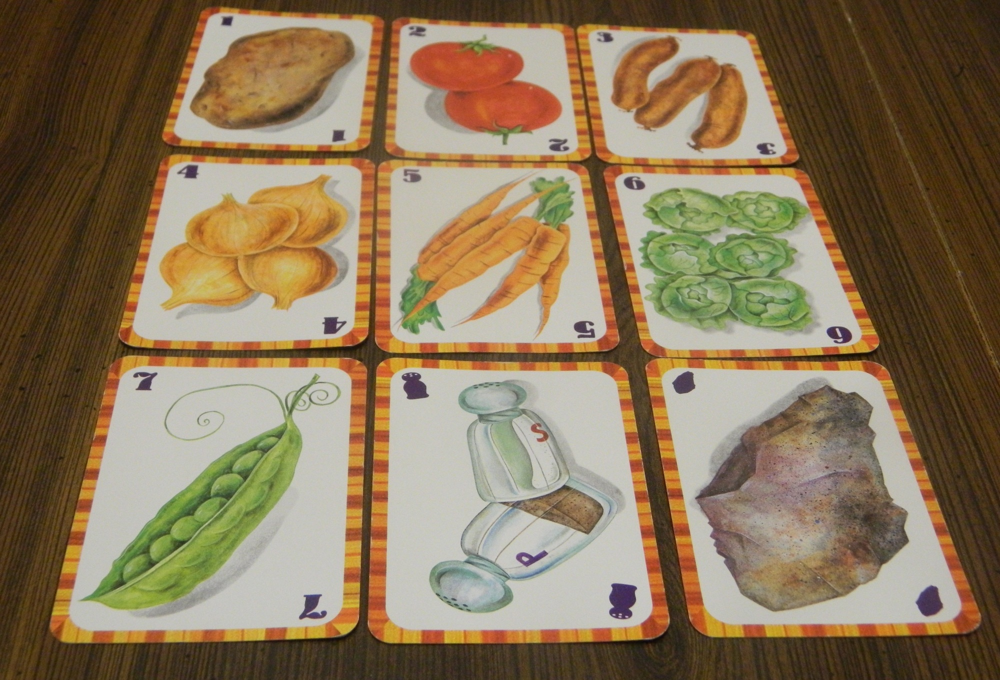Stone Soup Card Game Review