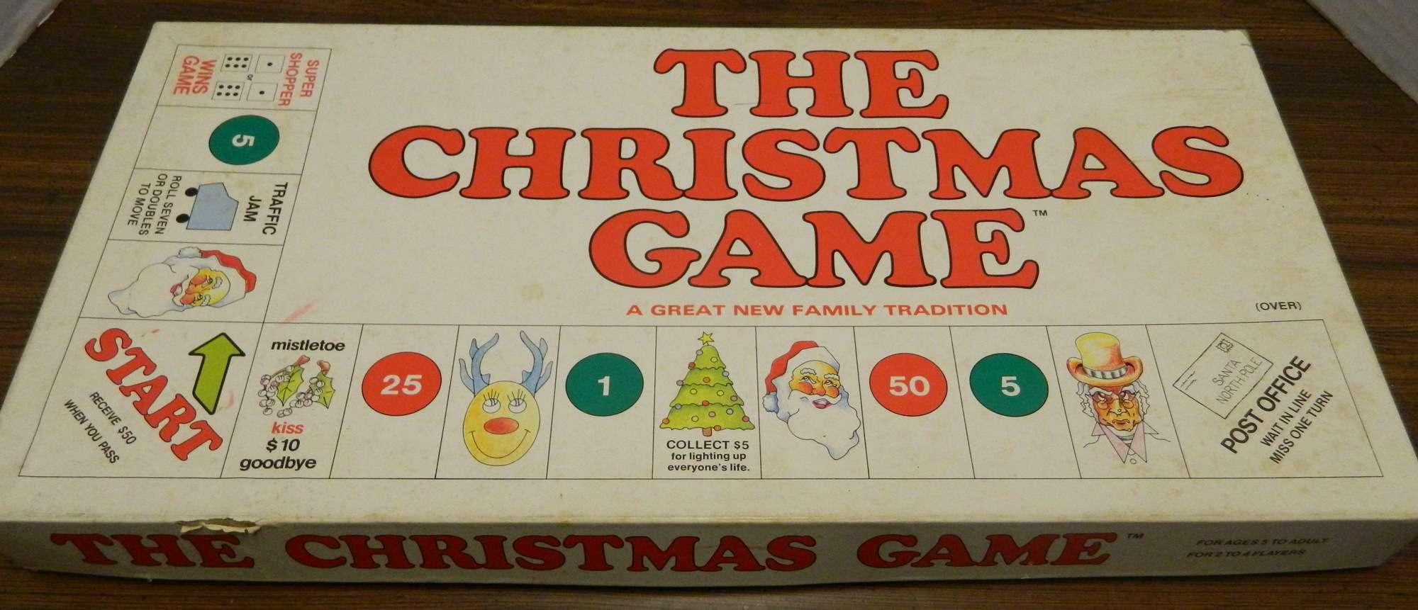 the christmas game 1980