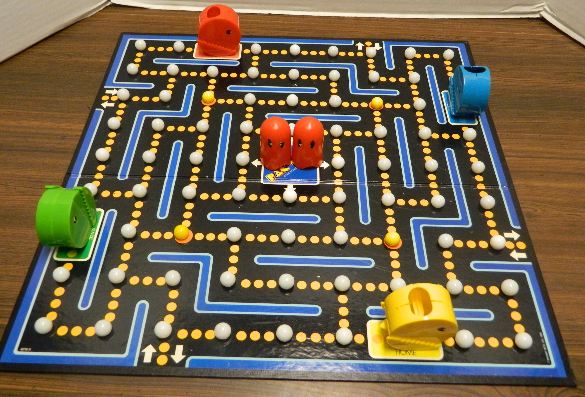 pac man board game