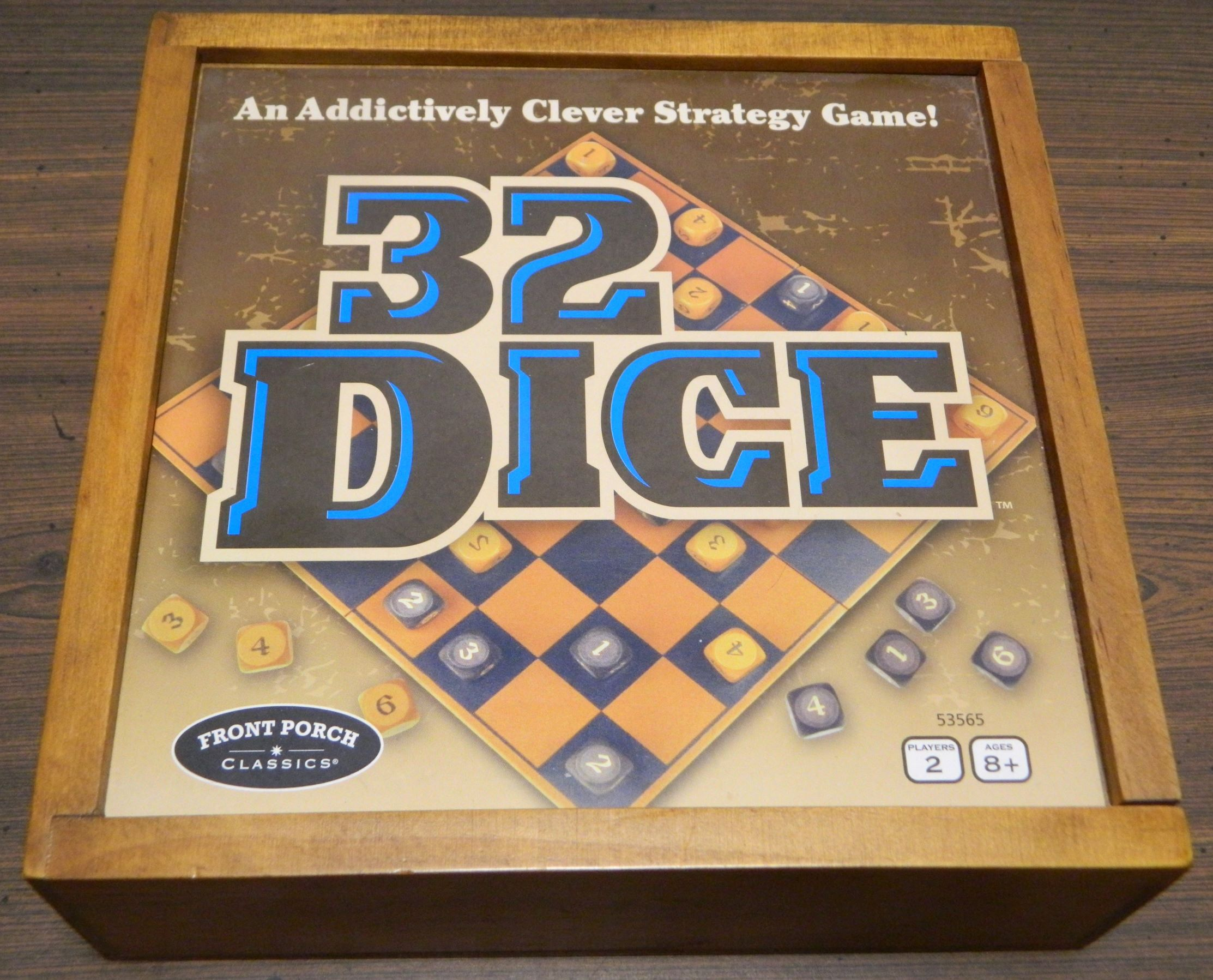 32 Dice Board Game Review And Rules