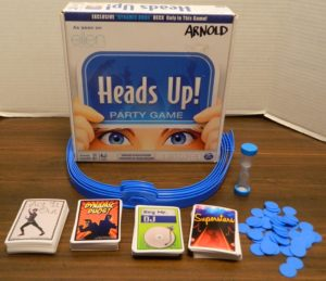 Heads Up! Party Game Review and Rules   Geeky Hobbies