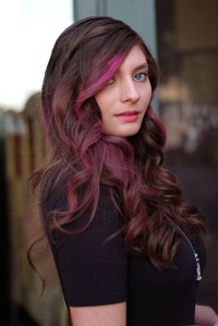 Pictures Of Who Colored Their Hair | beautiful bright hair ...