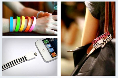 bracelet charger cable