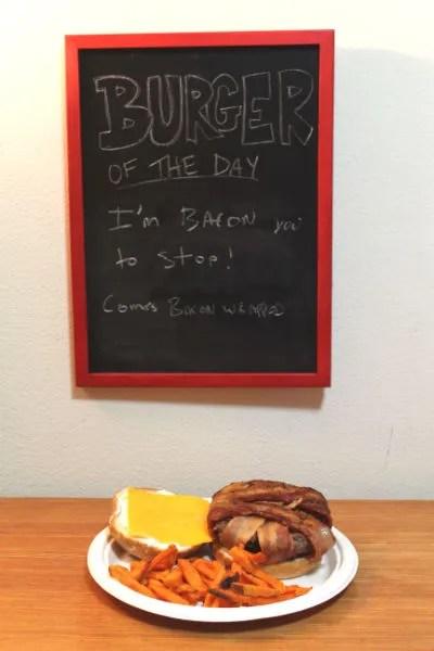 Botd I'm Bacon you