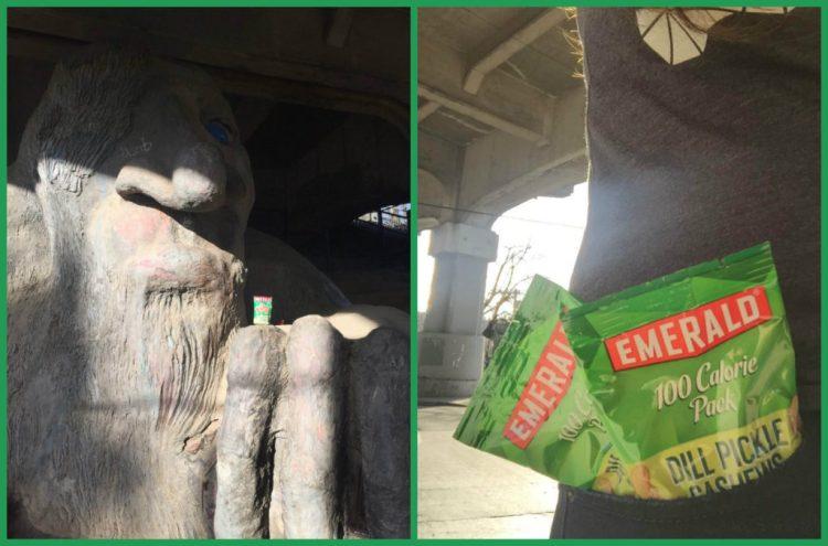 Troll and Emerald